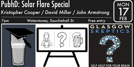 PubhD: Solar Flare Special tickets