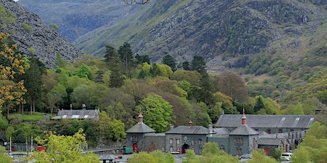 North Wales Slate weekend - studying the history of the industry. tickets