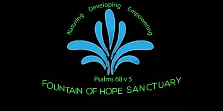 Fountain of Hope Sanctuary Charity Launch & Fundraising Dinner tickets