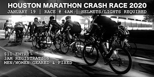 Houston Marathon Crash Race 2020