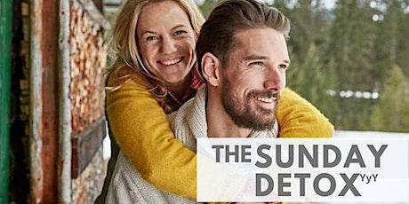 The Sunday Detox biglietti