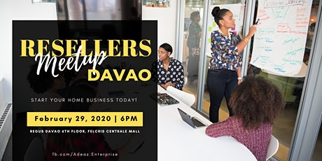 Resellers Meetup - Davao tickets