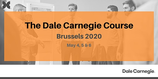 Dale Carnegie Course - Effective Communication & Human Relations