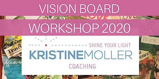 VISION BOARD WORKSHOP 2020