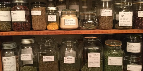 Creating a Medicinal Tea Closet tickets