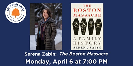 Serena Zabin: The Boston Massacre tickets