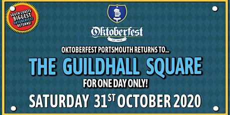 Oktoberfest Portsmouth 2020 tickets