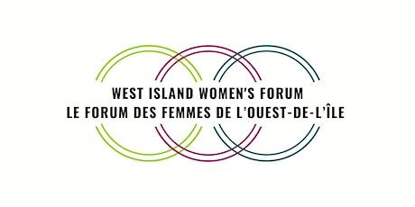 West Island Women's Forum / Le Forum des femmes de l'Ouest-de-l'Île billets