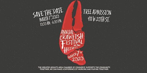 Heights Crawfish Festival - OFFICIAL