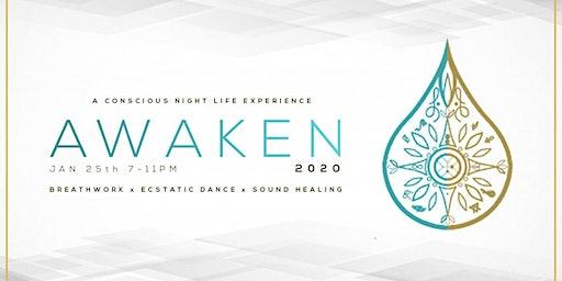 Awaken -  A Breathwork, Ecstatic Dance & Sound Healing Experience