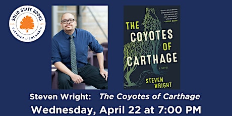 Steven Wright: Coyotes of Carthage tickets
