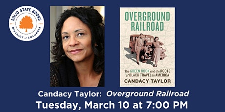 Candacy Taylor: Overground Railroad tickets