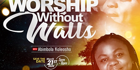 Worship without walls tickets