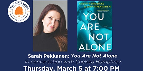 Sarah Pekkanen: You Are Not Alone tickets