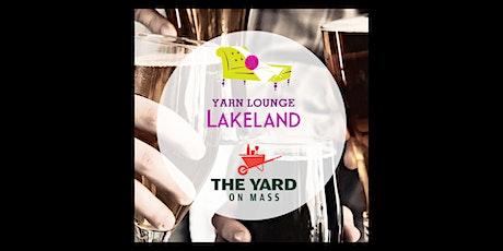 Yarn Lounge Lakeland tickets