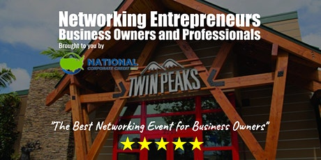 Networking Entrepreneurs, Business Owners and Professionals - Neperville tickets