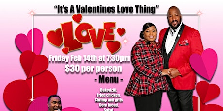 FLGM'S A Love Thing tickets