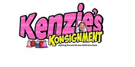 Kenzie's Konsignment POP- UP Shop tickets