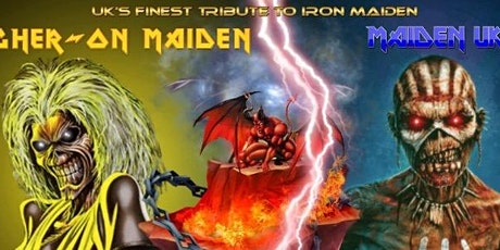 Higher On Maiden tickets