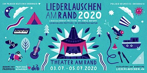 Festiwal LiederLauschen am Rand 2020 - polsko-niemiecki Oderbruch