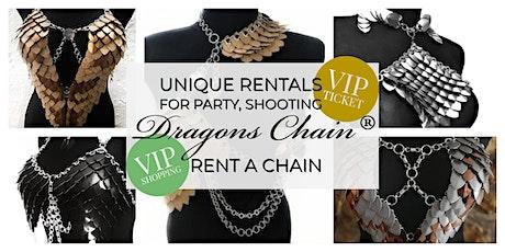 RentAChain - VIP Ticket Tickets