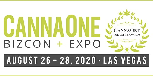 CannaOne BizCon + Expo | Food+Beverage Cannavation:  1-Day Pass . 8/28/2020