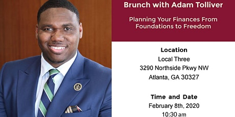 Brunch with AT: Planning your Finances from Foundations to Freedom tickets