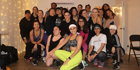 Zumba + 10 min Toning with SarikaDanceFitness tickets