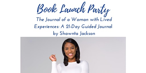 Baltimore Book Launch Party: The Journal of a Woman with Lived Experiences