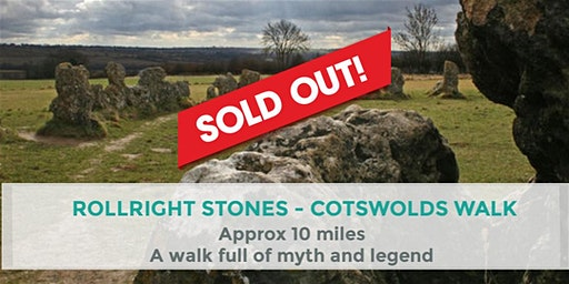 ROLLRIGHT STONES CIRCULAR WALK | 10 MILES | MODERATE | COTSWOLDS