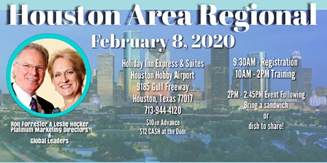 Houston Area Regional Training tickets