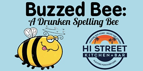 Buzzed Bee: A Drunken Spelling Bee tickets