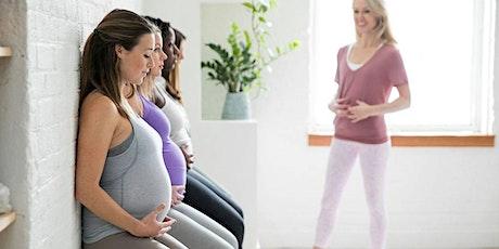 Prenatal Pilates: The Bump Method (9 Week Series) tickets