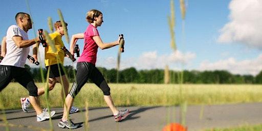 XCO Power Walking (6km) - Outdoor Training in Münster - 10er Paket 80€
