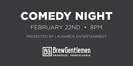 Stand Up Comedy at Brew Gentlemen tickets