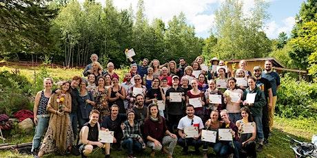 Cours de design en permaculture - PDC+ billets