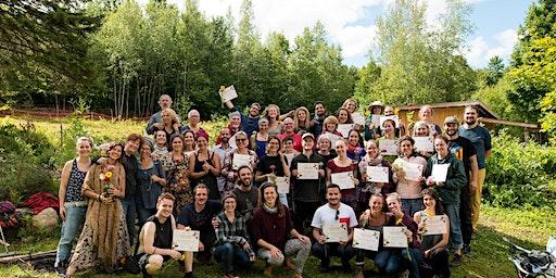 Cours de design en permaculture - PDC+ 2020