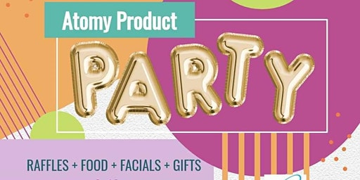 Atomy Product Party