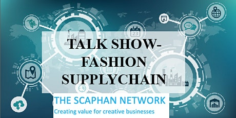 HOW TO MANAGE YOUR SUPPLY-CHAIN IN FASHION BUSINESS AND GROW YOUR BRAND tickets