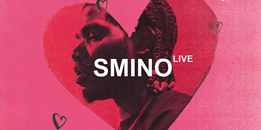 Valentine's Day with SMINO live at 1015 Folsom