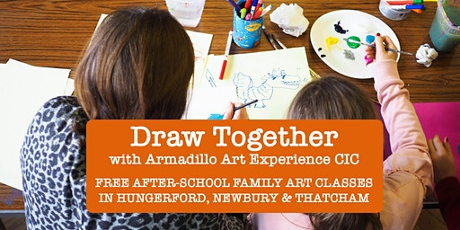 Draw Together - Hungerford - Easter Special!