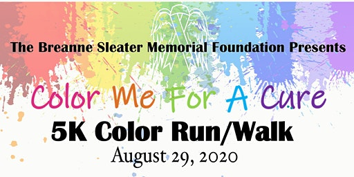 2nd Annual Color Me For A Cure