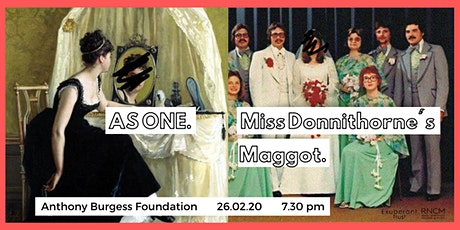 As One | Miss Donnithorne's Maggot - A Miniature Opera Double Bill tickets