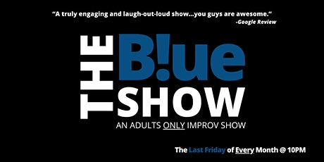 The Blue Show tickets