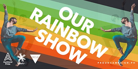 Our Rainbow Show tickets