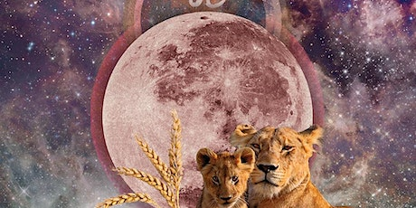 Full Moon In Leo Intention Setting Ceremony + Reiki Infused Soundbath tickets