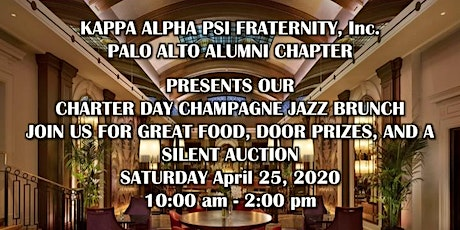 Palo Alto Alumni of Kappa Alpha Psi Champagne Jazz Brunch tickets