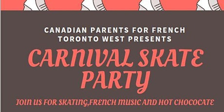 CARNIVAL SKATE PARTY tickets