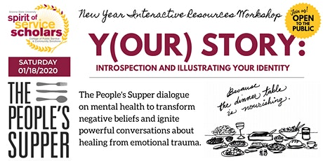 Y(OUR) STORY Luncheon & Storytelling Workshop: Mental Health Awareness tickets