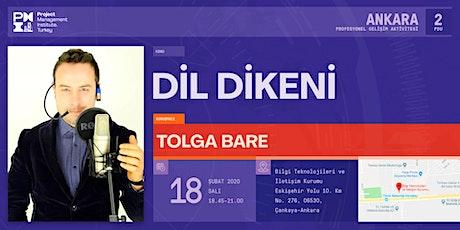 PMI TR Profesyonel Gelişim 2020 Şubat Ayı Aktivitesi - Ankara tickets